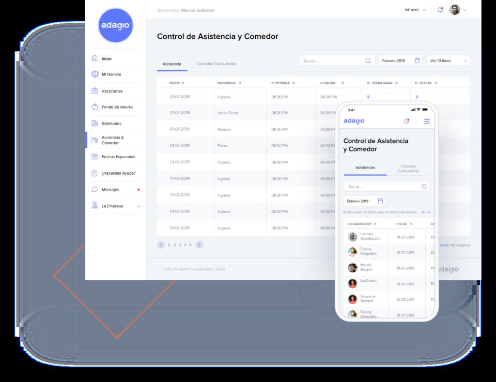 Plataforma Automatizada Adagio